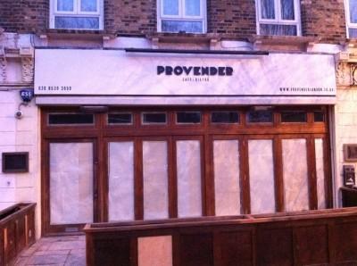 Provender, Wanstead High Street