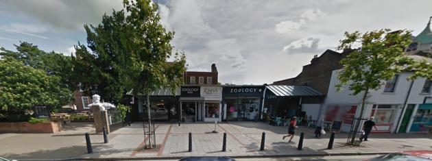 Google Streetview, taken in August 2015